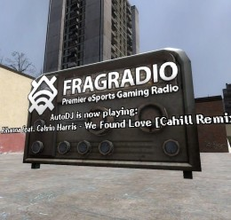 (OLD)FragRadio Entity 1.2 For Garry's Mod Image 1