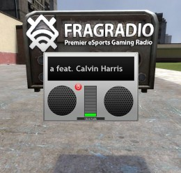 (OLD)FragRadio Entity 1.2 For Garry's Mod Image 2