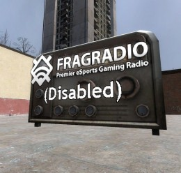 (OLD)FragRadio Entity 1.2 For Garry's Mod Image 3