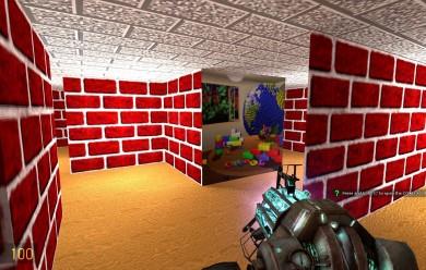 3d_maze.zip For Garry's Mod Image 1