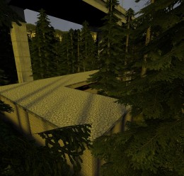 gm_forest_road_v2.zip For Garry's Mod Image 3