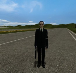 gman_hazard.zip For Garry's Mod Image 1