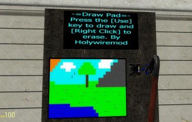 Drawpad For Garry's Mod Image 1