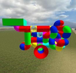nc-gunfreak's_habbitrail_maze. For Garry's Mod Image 1