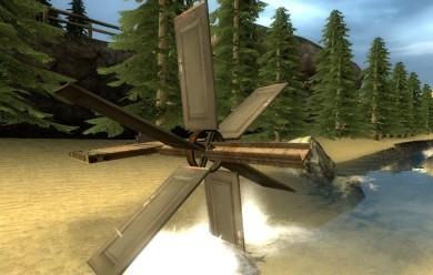 waterwheel.zip For Garry's Mod Image 1