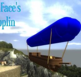 Dr. Face's Zeppelin For Garry's Mod Image 1