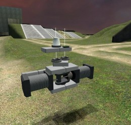 Small Two Cylinder Engine For Garry's Mod Image 1