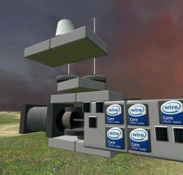 Small Two Cylinder Engine For Garry's Mod Image 2