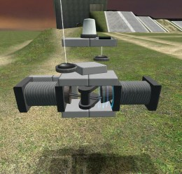 Small Two Cylinder Engine For Garry's Mod Image 3