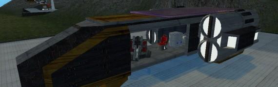 Omega-class Gunship