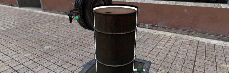 3d_turret.zip For Garry's Mod Image 1