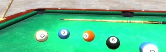 FO3 Pool Balls