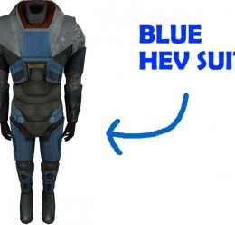 Blue Helmet Player Model For Garry's Mod Image 3