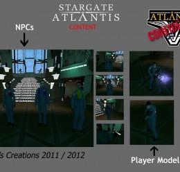 Stargate Atlantis Costume v2 For Garry's Mod Image 2