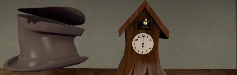 tf2_cuckoo_clock_hat_hexed.zip For Garry's Mod Image 1