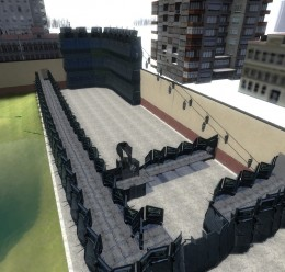 Combine Fort.zip For Garry's Mod Image 1