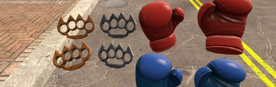 TF2 Brass Knuckles