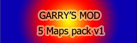 Gmod map pack.zip