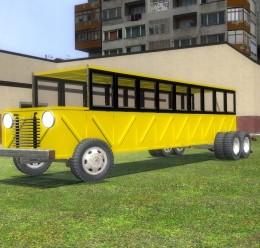 School Bus For Garry's Mod Image 1