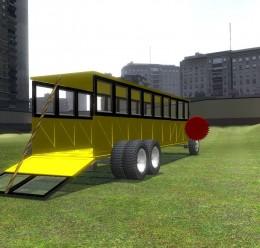 School Bus For Garry's Mod Image 3