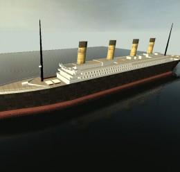 Titanic Model ADV_DUPLICATOR For Garry's Mod Image 1