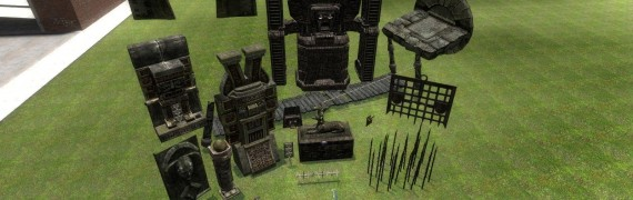 Tomb Raider Model Pack