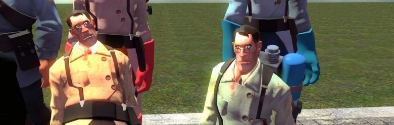TF2 Maniacal Medic For Garry's Mod Image 1