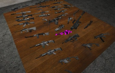 mw2_weapon_models.zip For Garry's Mod Image 2