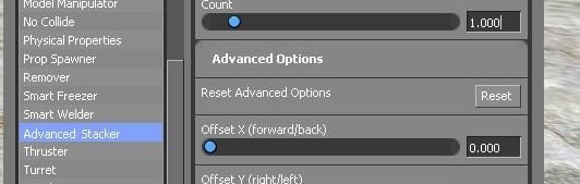 Advanced Stacker For Garry's Mod Image 1