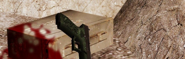mw2_styled_glock18.zip For Garry's Mod Image 1
