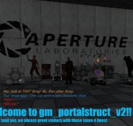 gm_portalstruct_v2.zip For Garry's Mod Image 1