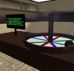 roulette.zip For Garry's Mod Image 1
