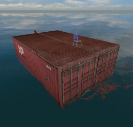 mini_container_boat.zip For Garry's Mod Image 2