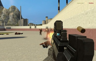 bf2142_eu_smg_swep.zip For Garry's Mod Image 2