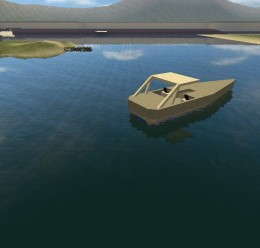 speed_boat_by_cmmdk.zip For Garry's Mod Image 3