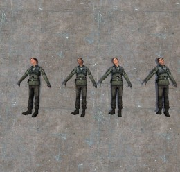 green_rebel_pack.zip For Garry's Mod Image 2
