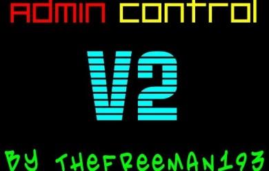 admin_control_v2_2.zip For Garry's Mod Image 1