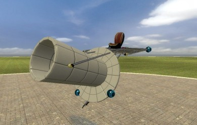 mobile_cannon.zip For Garry's Mod Image 1
