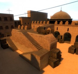 cs_mini_dust_arena.zip For Garry's Mod Image 1