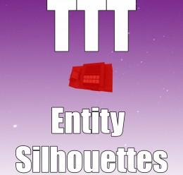 TTT Entity Silhouettes For Garry's Mod Image 1