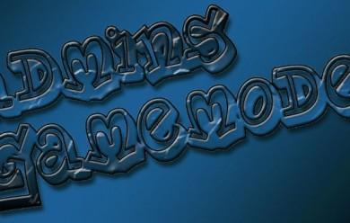 admins_gamemode.zip For Garry's Mod Image 1