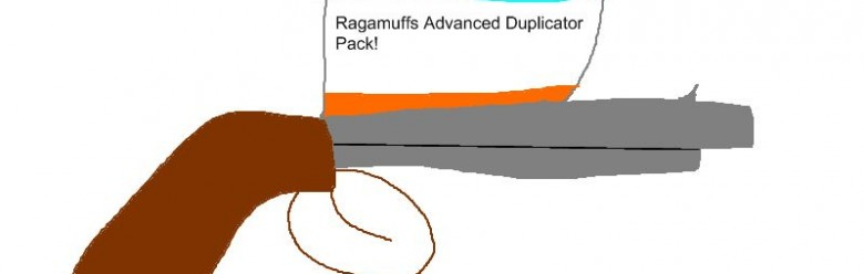 Ragmuffs Advanced Duplicator P For Garry's Mod Image 1