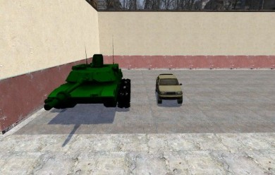 steamsteam's_driveable_stuff.z For Garry's Mod Image 1