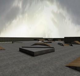 gm_hoverskateparkv2.zip For Garry's Mod Image 1