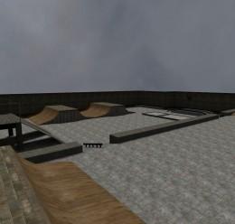 gm_hoverskateparkv2.zip For Garry's Mod Image 3