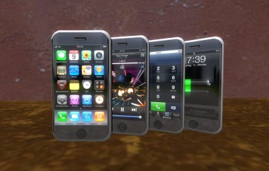 iphone_3gs_2.0.zip For Garry's Mod Image 1