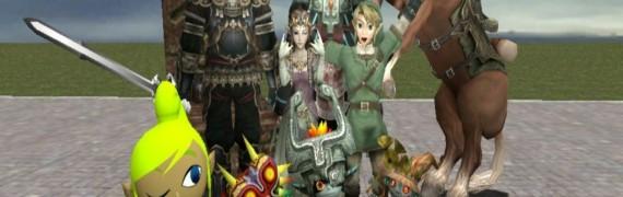 Legend Of Zelda BG