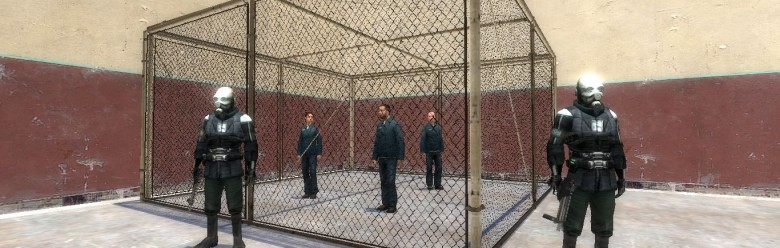 cage.zip For Garry's Mod Image 1