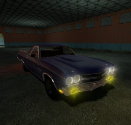 Chevrolet El Camino SS 454 For Garry's Mod Image 2