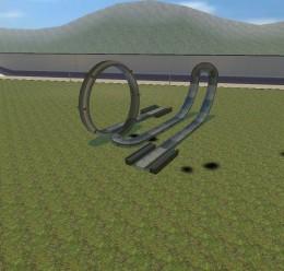 roller_coaster_tracks.zip For Garry's Mod Image 1